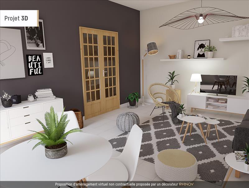 Vente Maison GOND PONTOUVRE (16160) - 4 pièces - 73 m² -