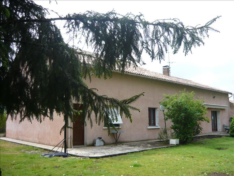 Maison ST MARTIAL D ARTENSET - 4 pièces  -   168 m²
