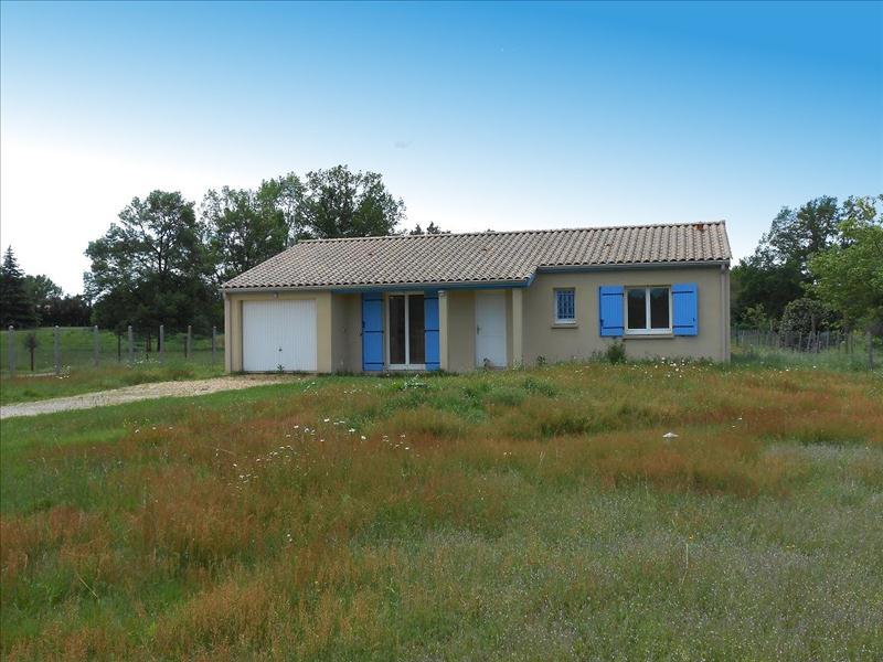 Maison MENESPLET - 4 pièces  -   80 m²