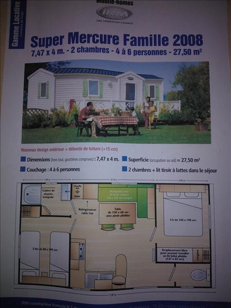 Maison MENESPLET - 3 pièces  -   27 m²