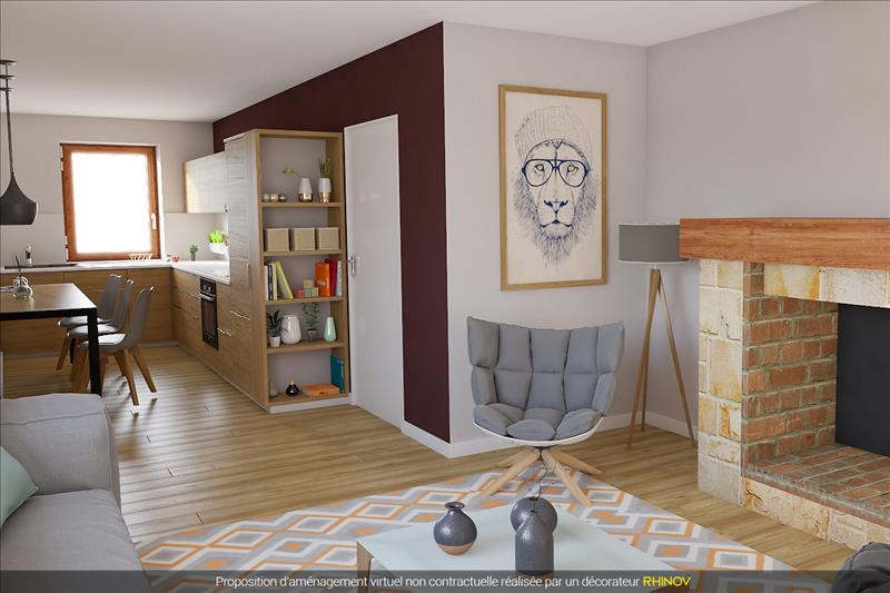 Vente Maison ST SAUVEUR LALANDE (24700) - 6 pièces - 164 m² -