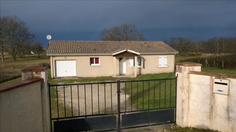 Maison MONTPON MENESTEROL - (24)