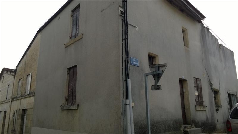 Maison PARCOUL - 2 pièces  -   60 m²