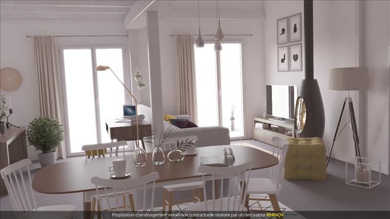 Vente Maison ST MARTIAL D ARTENSET (24700) - 5 pièces - 125 m² -