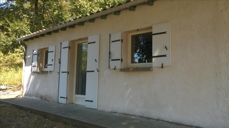 Maison ST LAURENT DES HOMMES - 3 pièces  -   45 m²