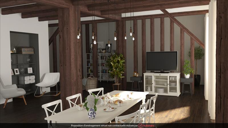 Vente Maison ST MARTIAL D ARTENSET (24700) - 5 pièces - 179 m² -