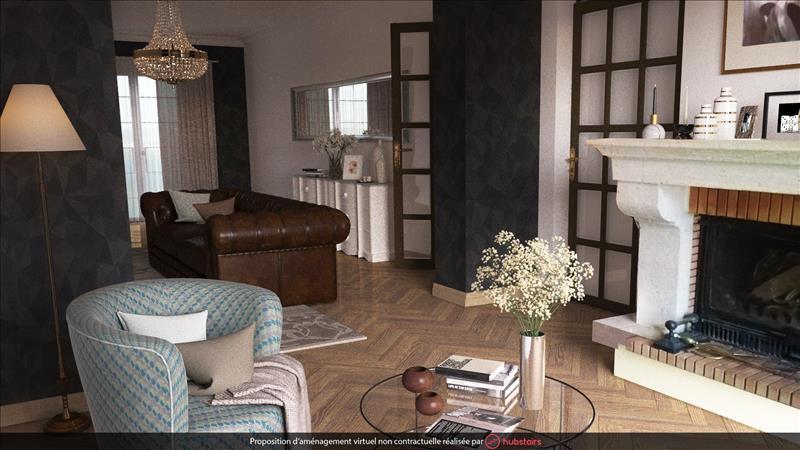 Vente maison montpon menesterol 24700 6 pi ces 145 m for Simulation 3d maison