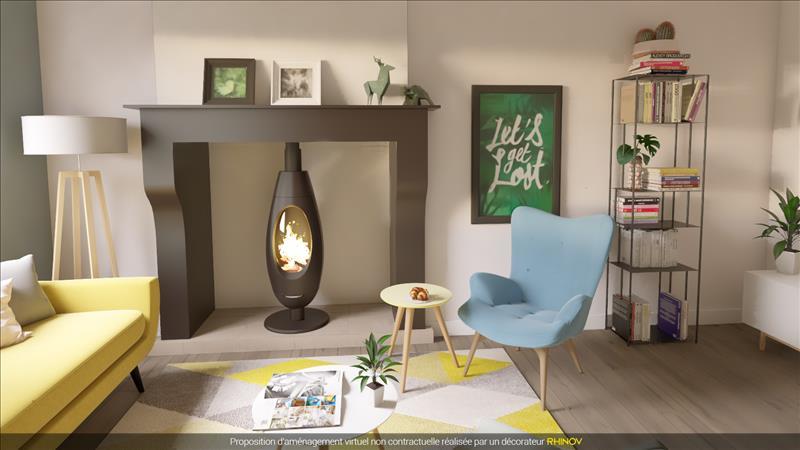 Vente Maison LA ROCHE CHALAIS (24490) - 2 pièces - 84 m² -