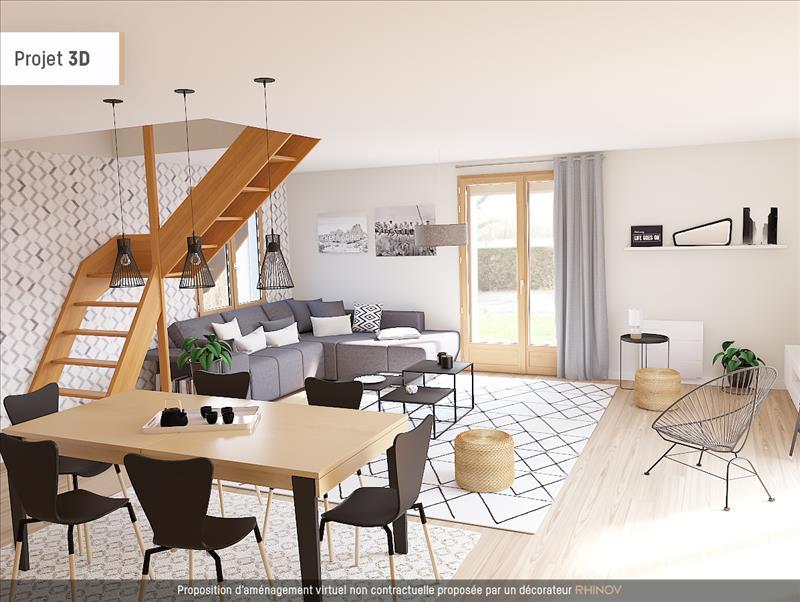 Vente Maison ST MARTIN DE GURSON (24610) - 5 pièces - 130 m² -
