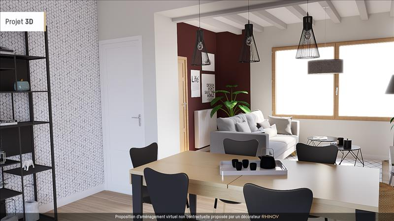 Vente Maison ST MARTIN DE GURSON (24610) - 7 pièces - 240 m² -