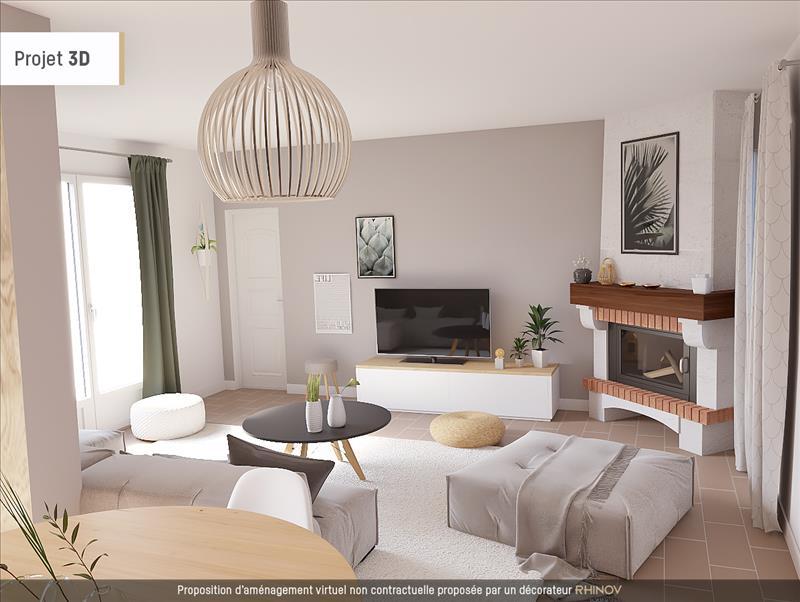 Vente Maison LA ROCHE CHALAIS (24490) - 4 pièces - 110 m² -