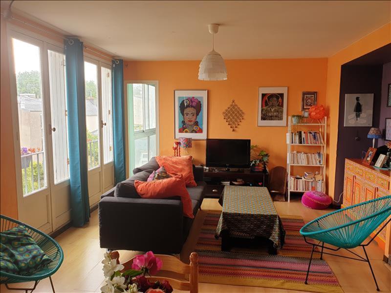 Vente Appartement BREST (29200) - 4 pièces - 68 m² - Quartier Brest Europe