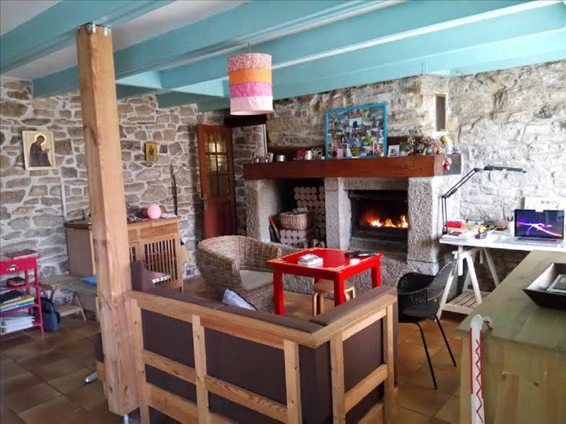 Vente Maison PLOUGASTEL DAOULAS (29470) - 5 pièces - 96 m² -