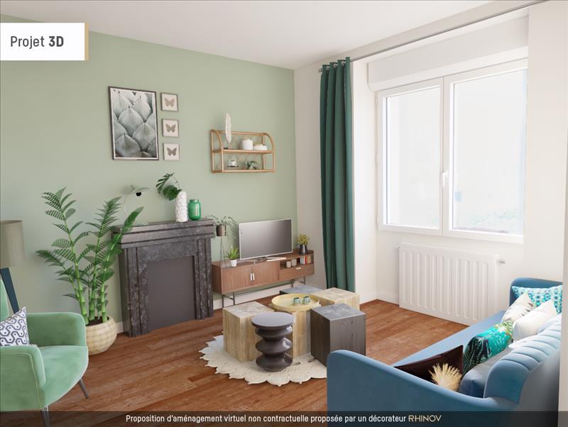 Vente Maison PLOUGASTEL DAOULAS (29470) - 5 pièces - 112 m² -