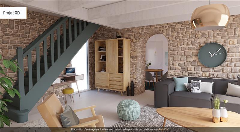 Vente Maison IRVILLAC (29460) - 6 pièces - 149 m² -