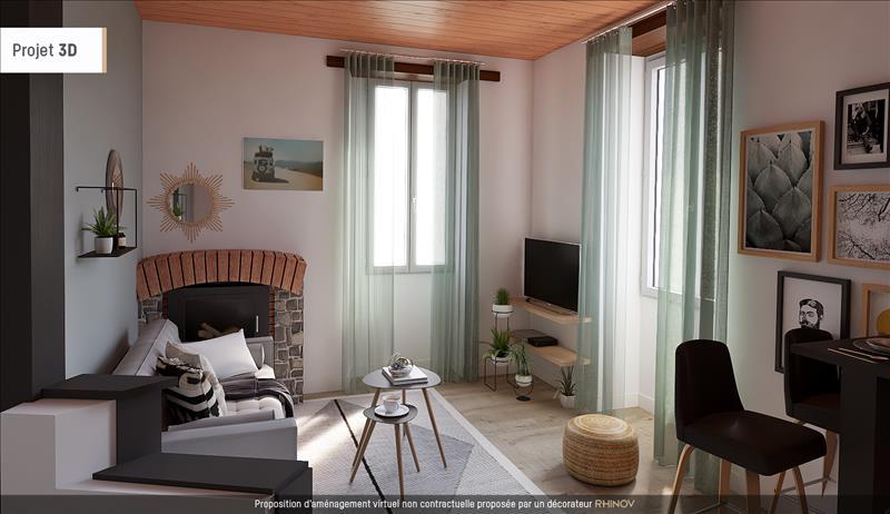 Vente Maison ST ELOY (29460) - 6 pièces - 113 m² -