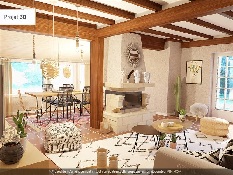 Vente Maison PLOUGASTEL DAOULAS (29470) - 5 pièces - 134 m² -