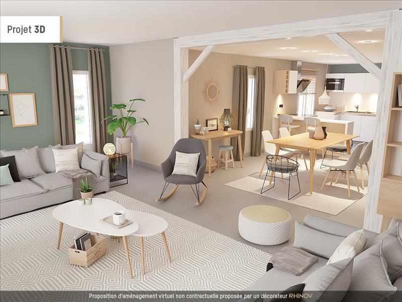 Vente Maison PLOUGASTEL DAOULAS (29470) - 5 pièces - 153 m² -