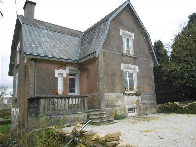 Maison QUERRIEN - 5 pièces  -   110 m²