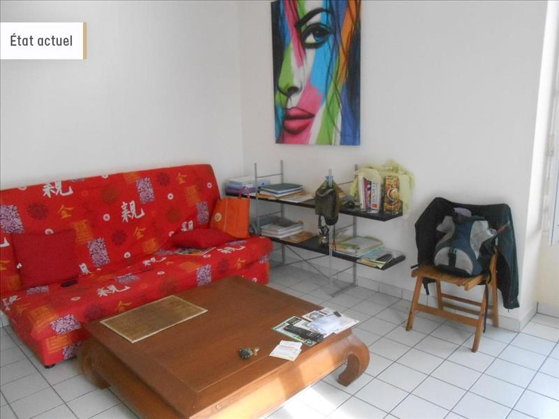 Appartement QUIMPERLE - 2 pièces  -   38 m²