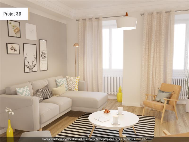 Vente appartement quimperle 29300 2 pi ces 64 m 203 for Simulation appartement 3d