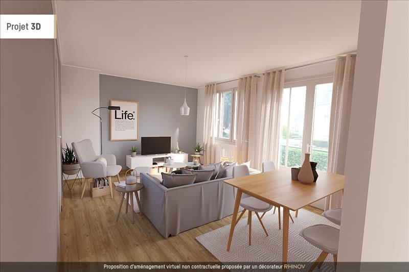 Vente Maison QUIMPERLE (29300) - 4 pièces - 85 m² -