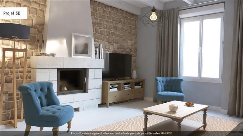 Vente Maison PONT L ABBE (29120) - 3 pièces - 60 m² -