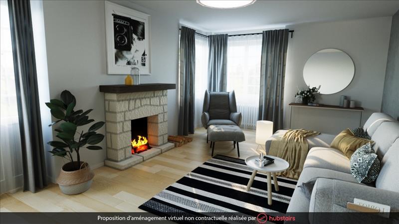 Vente Maison COMBRIT (29120) - 4 pièces - 110 m² -