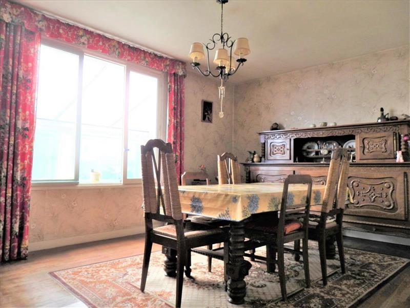 Vente Maison QUIMPER (29000) - 6 pièces - 108 m² - Quartier Kerfeunteun - Cuzon