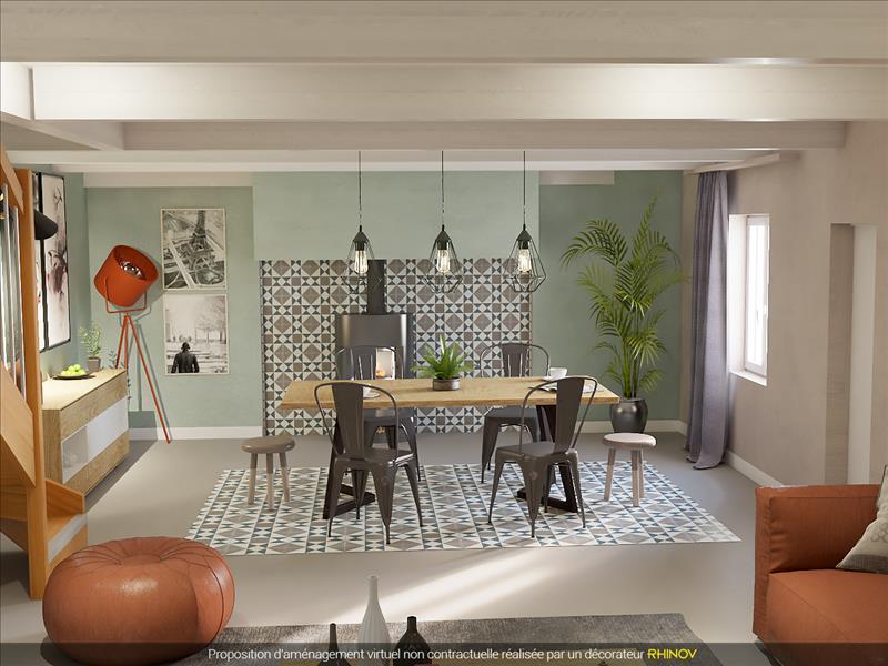 Vente Maison LANDEVENNEC (29560) - 4 pièces - 114 m² -