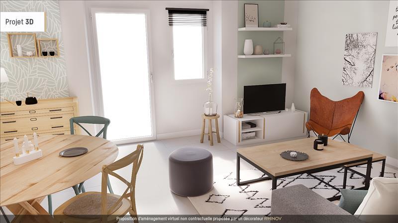 Vente Maison LANVEOC (29160) - 4 pièces - 63 m² -