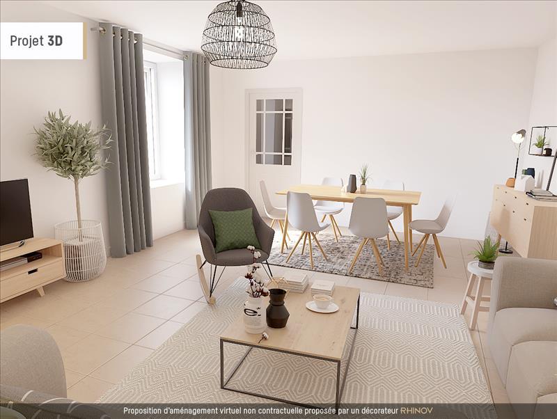 Vente Maison TELGRUC SUR MER (29560) - 7 pièces - 146 m² -