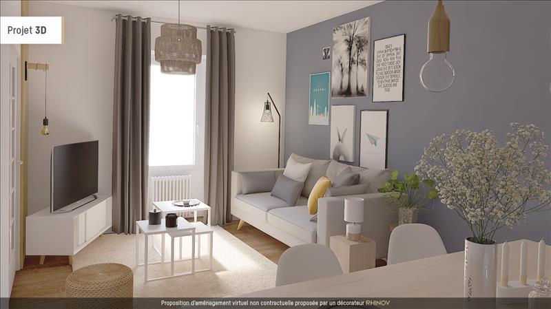 Vente Maison LANNION (22300) - 5 pièces - 150 m² - Quartier Centre-ville