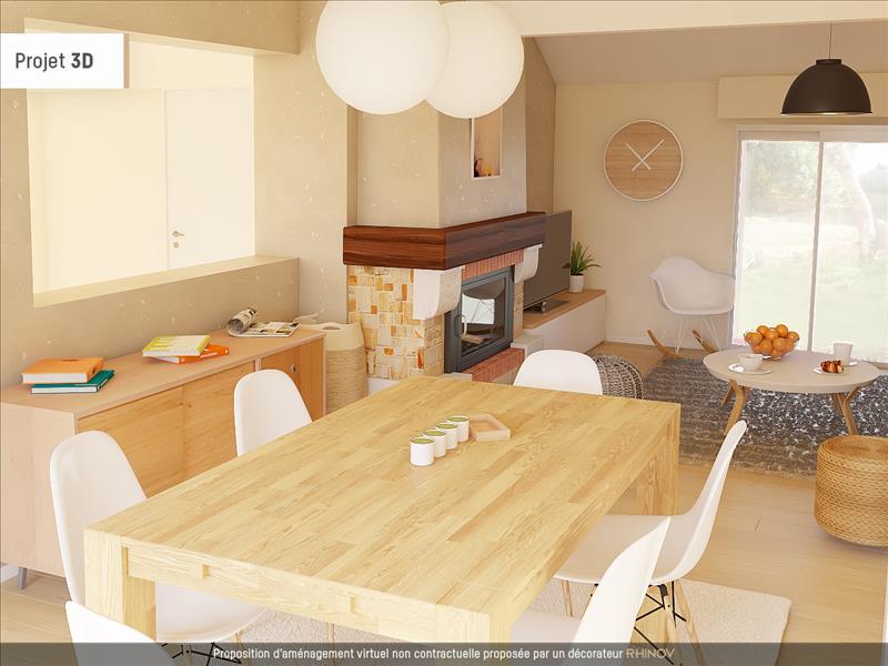 Vente Maison PLEUMEUR BODOU (22560) - 5 pièces - 77 m² -