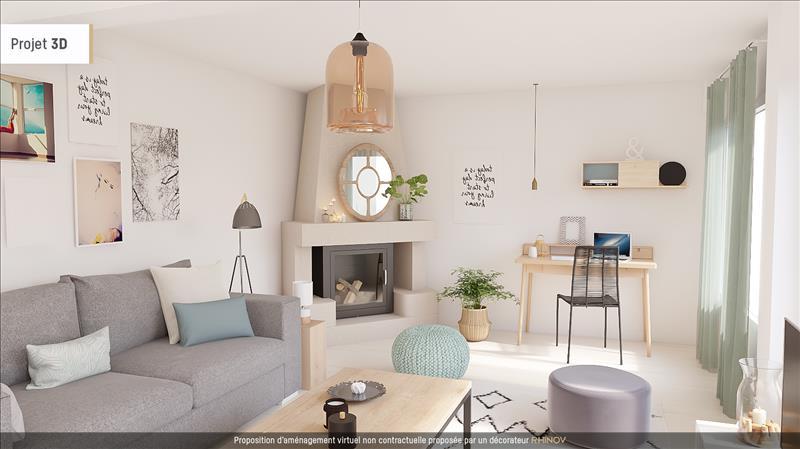 Vente Maison TREDREZ LOCQUEMEAU (22300) - 3 pièces - 80 m² -
