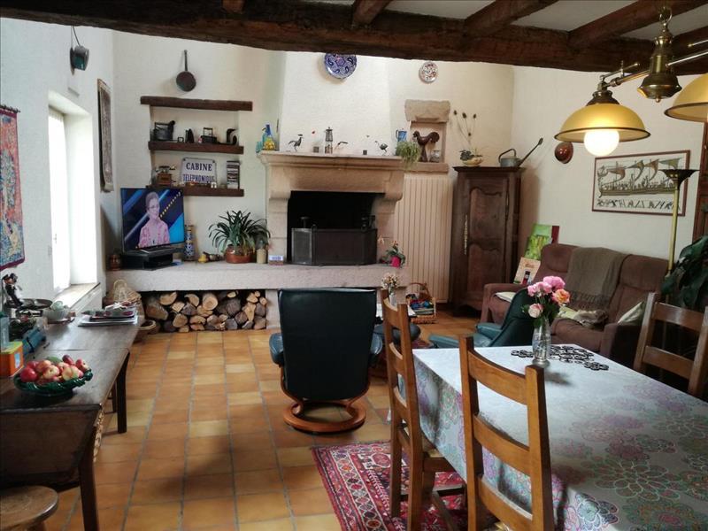 Vente Maison LANNION (22300) - 5 pièces - 134 m² - Quartier Saint-Hugeon - Le Rusquet - Pouldiguy