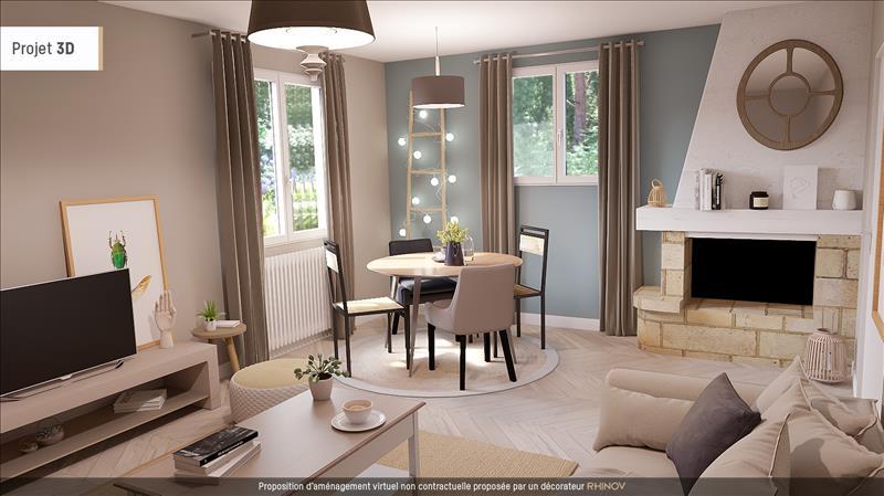 Vente Maison TREDREZ LOCQUEMEAU (22300) - 5 pièces - 105 m² -