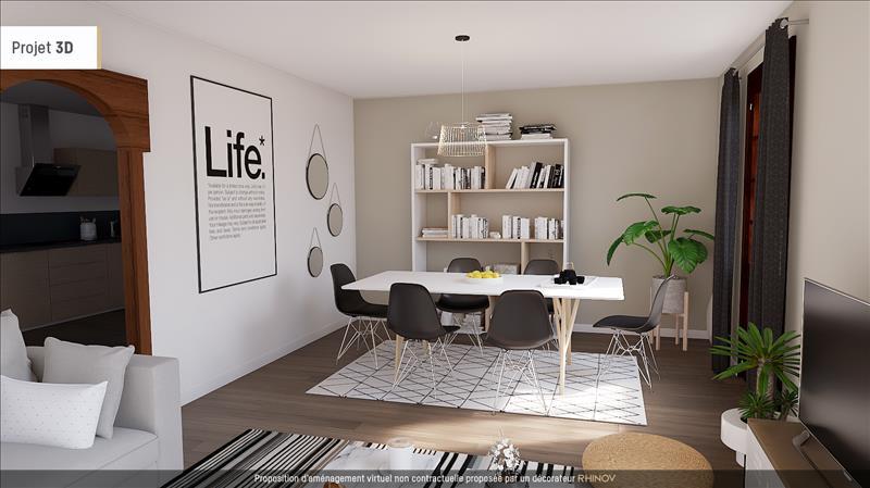 Vente Maison LOCMARIA PLOUZANE (29280) - 5 pièces - 95 m² -