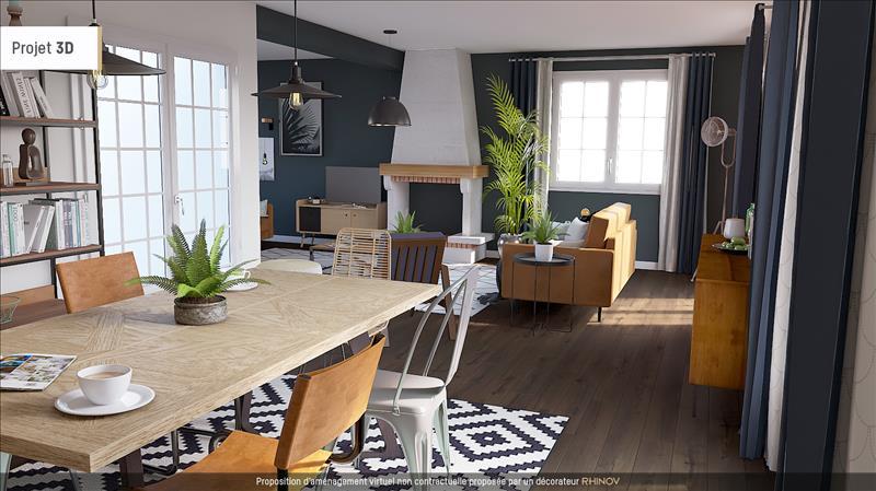 vente maison le conquet 29217 8 pi ces 170 m 211 958 bourse de l 39 immobilier. Black Bedroom Furniture Sets. Home Design Ideas