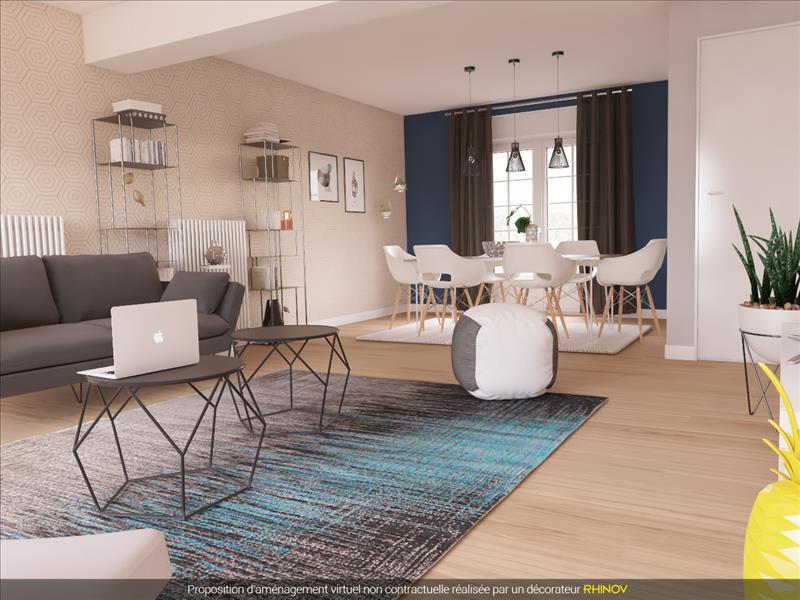Vente Maison ST THEGONNEC (29410) - 8 pièces - 140 m² -