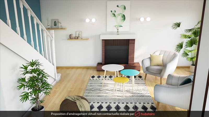 Vente Maison LAMPAUL GUIMILIAU (29400) - 3 pièces - 60 m² -