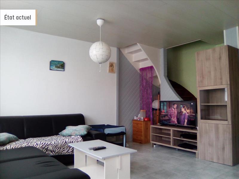 Vente Maison ST THEGONNEC (29410) - 4 pièces - 86 m² -