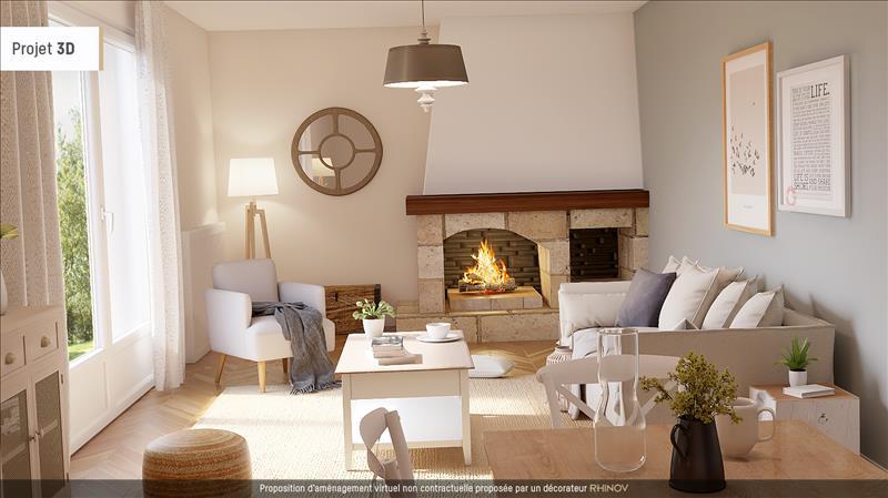 Vente Maison BODILIS (29400) - 5 pièces - 120 m² -