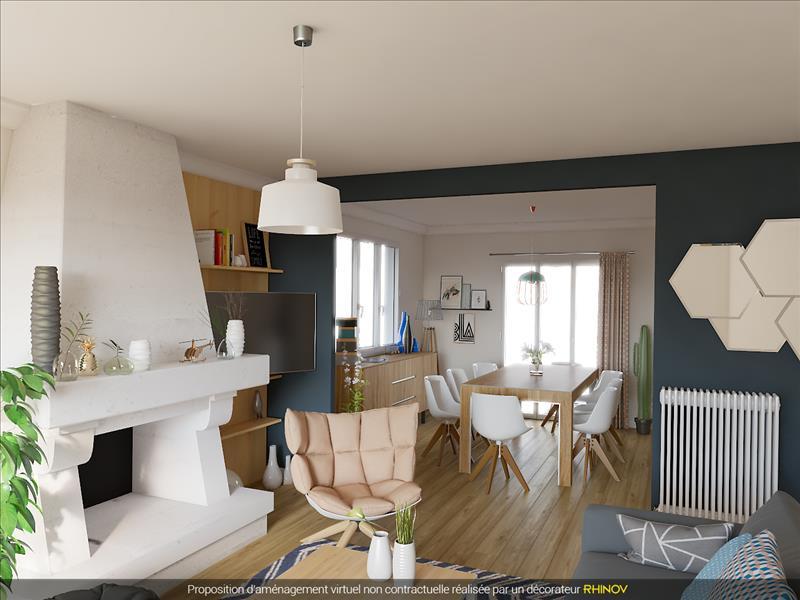Vente Maison ST MARTIN DES CHAMPS (29600) - 6 pièces - 145 m² -