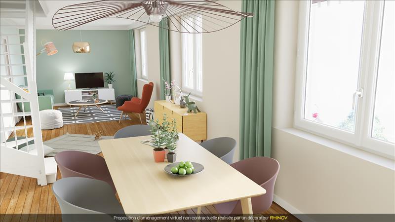 Vente Maison ST MARTIN DES CHAMPS (29600) - 5 pièces - 109 m² -