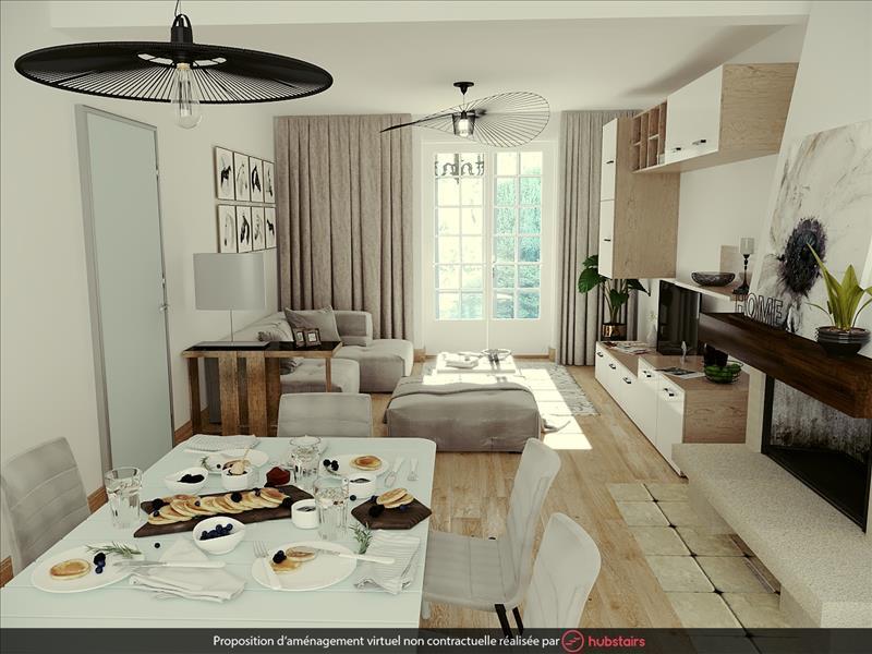Vente Maison ST MARTIN DES CHAMPS (29600) - 5 pièces - 100 m² -