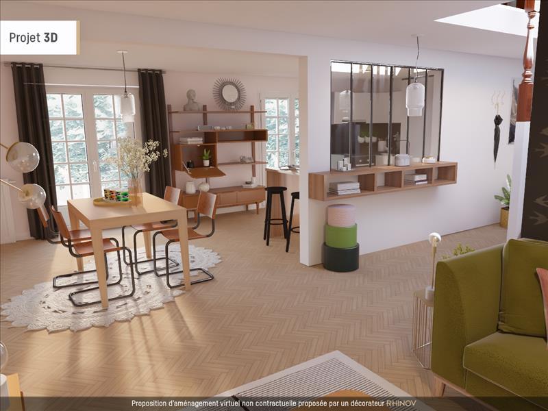 Vente Maison LOCQUENOLE (29670) - 6 pièces - 165 m² -