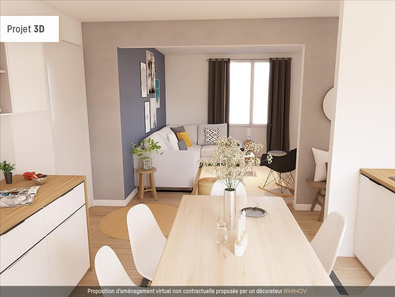 Vente Maison ST MARTIN DES CHAMPS (29600) - 7 pièces - 104 m² -