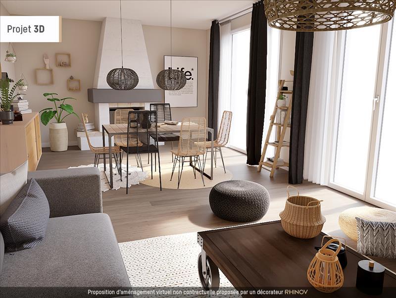 Vente Maison ST MARTIN DES CHAMPS (29600) - 5 pièces - 130 m² -
