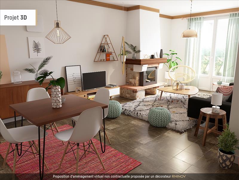 Vente Maison ST MARTIN DES CHAMPS (29600) - 5 pièces - 90 m² -